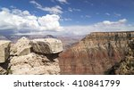 grand canyon national park ... | Shutterstock . vector #410841799