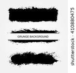 set of grunge banners.grunge... | Shutterstock .eps vector #410880475