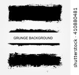 set of grunge banners.grunge... | Shutterstock .eps vector #410880481
