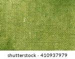 Green Textile Sack Texture....