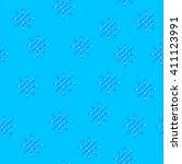 seamless background of... | Shutterstock .eps vector #411123991