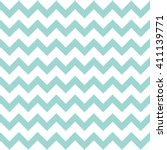 Green Seamless Zigzag Pattern