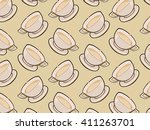 milk background | Shutterstock .eps vector #411263701