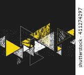 Monochrome Graphic Seamless...