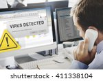 Unsecured virus detected hack...