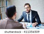 hiring | Shutterstock . vector #411356509
