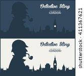 Sherlock Holmes. Detective...