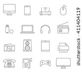 electronic devices outline