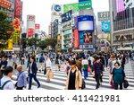 Tokyo  Japan   October 10  201...