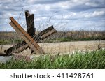 Steel Anti Tank Obstacles On...