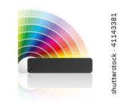 color palette guide  fan
