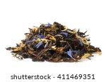 Fireweed Tea On White Background