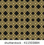 abstract geometric pattern in... | Shutterstock .eps vector #411503884