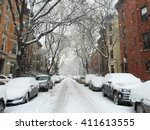 Park Slope In The Winter Of 2015
