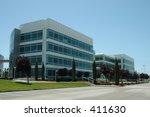 former silicon valley... | Shutterstock . vector #411630