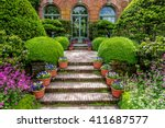 Entranceway From An Old English ...