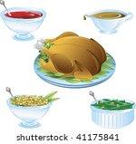 illustrations of different... | Shutterstock .eps vector #41175841