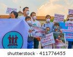 chiang mai  thailand   april 24 ... | Shutterstock . vector #411776455