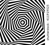 swirling  spiraling monochrome... | Shutterstock .eps vector #411919525