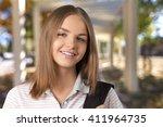 university. | Shutterstock . vector #411964735