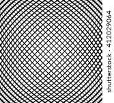 grid  mesh pattern with slight... | Shutterstock .eps vector #412029064