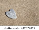 Naturally Heart Shaped Stone O...