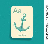 Alphabet Flash Card For Play...