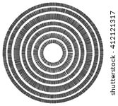 concentric circle element made...