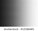 black star pattern. eight side... | Shutterstock .eps vector #412186681