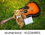 Teddy Bear Sleep On Classical...