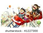 Fun With Roller Coaster. Copy...