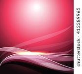 abstract shiny red background.... | Shutterstock .eps vector #412289965