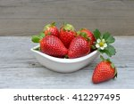 Fruits. Strawberry Fruits...
