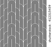 design seamless monochrome... | Shutterstock .eps vector #412315459