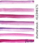 hand painted watercolor... | Shutterstock .eps vector #412348171