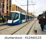 algiers  algeria   feb 6  2016... | Shutterstock . vector #412460125