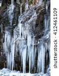 icicle | Shutterstock . vector #412461109