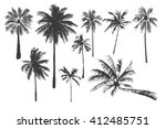 vector illustrations set... | Shutterstock .eps vector #412485751