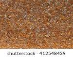 rusty metal texture | Shutterstock . vector #412548439