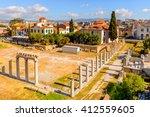 Roman Forum  Agora Of Athens ...