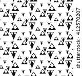 seamless pattern. modern... | Shutterstock .eps vector #412570207
