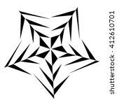 star | Shutterstock .eps vector #412610701