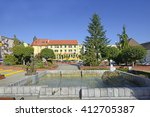 krapkowice  poland   october 3  ... | Shutterstock . vector #412705387