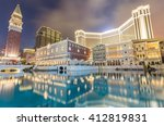 The Venetian Macao Casino And...