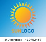 Sun Vector Icon Sol Sunshine...