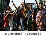bombay  india   march 12 2015 ... | Shutterstock . vector #413008999