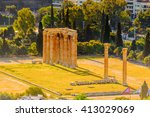 Agora Of Athens  View From The...