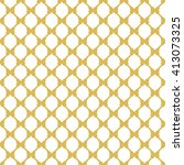 vector seamless pattern with... | Shutterstock .eps vector #413073325