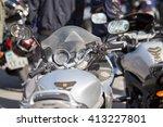 shymkent  kazakhstan   april 23 ... | Shutterstock . vector #413227801