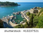 ulcinj marina and fortification ...